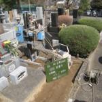 お墓の地盤とその調査について