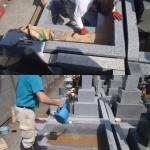 新規墓所の防草対策について