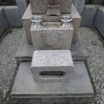 川崎市多摩区 スッキリと一新、比較的手軽なお墓のリフォーム。