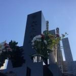 川崎市麻生区にて、お墓のお引渡しをしてまいりました。