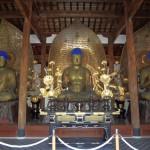 ご納骨予定がなかったので、浄土の世界 九品仏へ行ってみた。