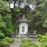 身延山久遠寺。日蓮聖人の魂のもとへ。
