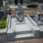 麻生区のお寺での外柵リフォーム工事が終了しました。