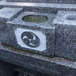 お墓の汚れは早めにお掃除。麻生区の寺院墓地でのご納骨にて