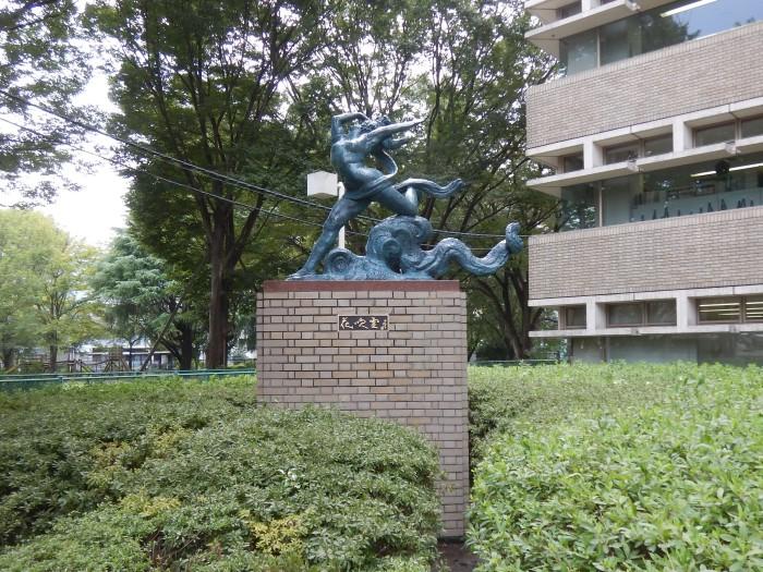 北村西望武蔵野市役所
