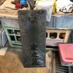 お墓(大谷石製外柵)のリフォームと石塔再生計画。世田谷区の寺院墓地