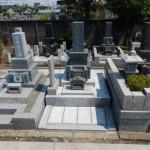 世田谷区での墓地リフォームが終了しました。