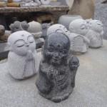 国産の石。その加工は日本の職人の手で!