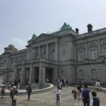赤坂迎賓館の石、真壁石
