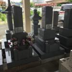 川崎市多摩区での墓石工事、契約完了。お墓のことなら遠慮なくお尋ねください