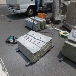 御影石のふるさと茨城県へ。たまには川崎・狛江・稲城以外の地域へ出没(笑)
