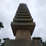 良いお墓づくりのため、バランスの良さを追求したい。川崎登戸の町石屋の独り言