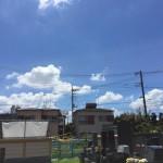 川崎市多摩区 丘カロ―トの外柵工事を行いました