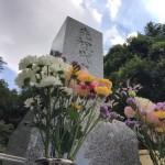 川崎市多摩区 完成墓所のお引渡しに行ってきました。