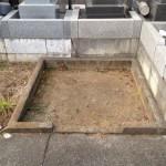 お墓の敷地サイズで、建墓にかかる費用は変わってきます。