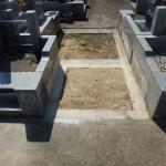 海老名でのお墓の解体工事。その続きです。
