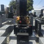 海老名市→川崎市。比較的近い距離でのお墓の移転(改葬)です。