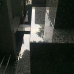 東京狛江市の墓地に、姫神小桜石の石塔が建ちました。