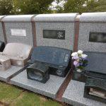 川崎市麻生区 早野聖地公園・壁面型墓所の取付作業を行ってきました