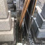 本日より通常営業。まず世田谷のお墓の現況確認から。